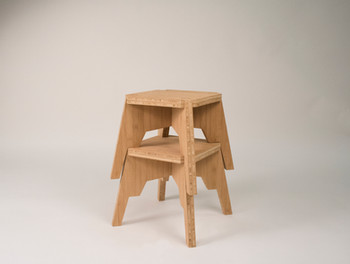 Crossing Stool