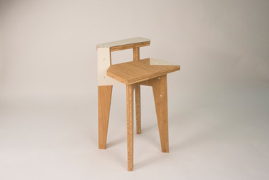 Crossing Side Table