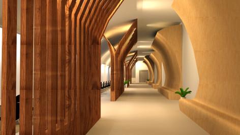 Interior Passage
