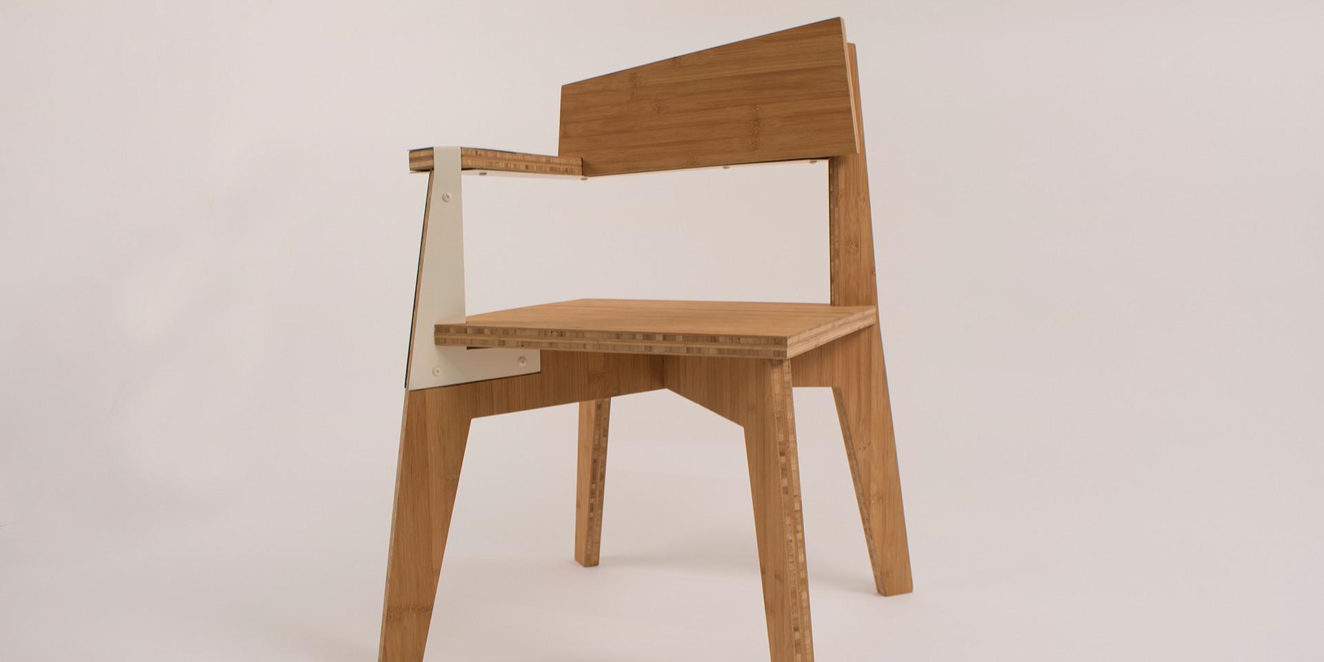 Asymmetrical Chair