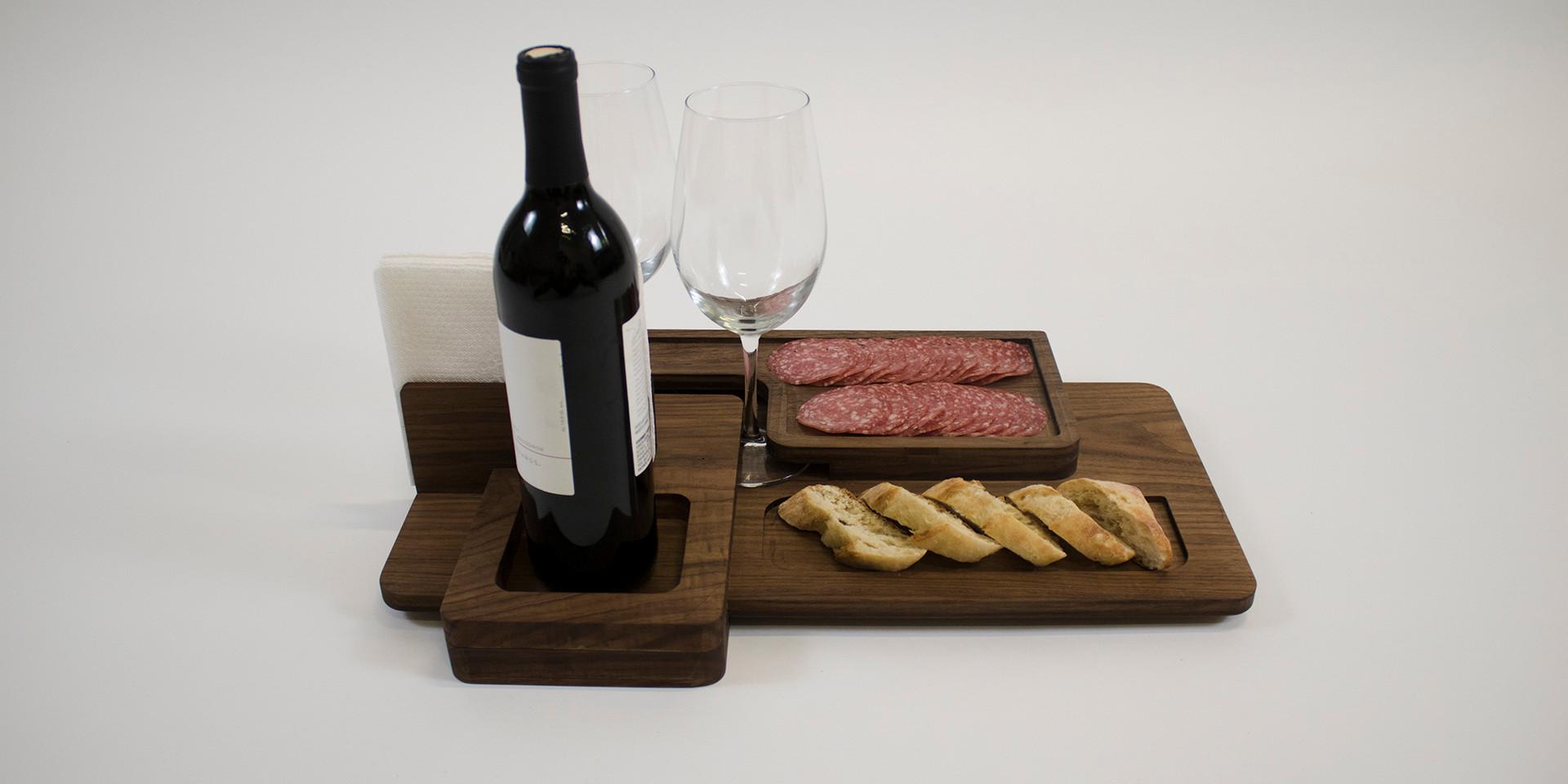 Slice tray