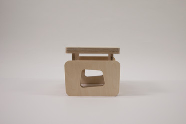 CuBox Stool