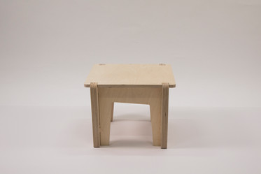 CuBox Side Table