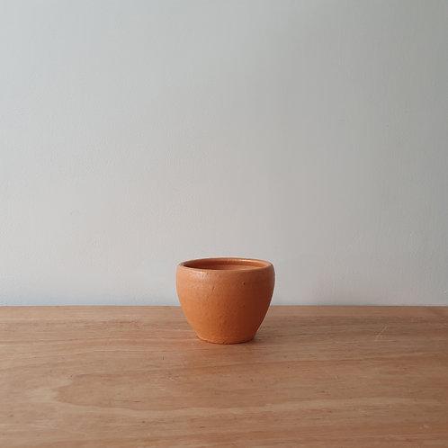 Vaso Oval | Cerâmica | Médio
