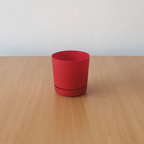 Vaso Rio P | Vermelho