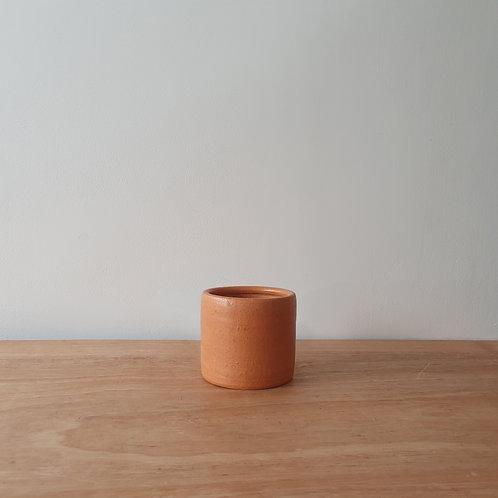Vaso Reto   Cerâmica   Médio