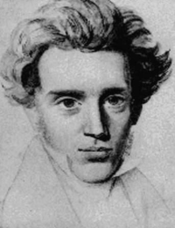 Una oración de Sören Kierkegaard