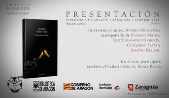 Presentación libro Andrés Ortiz-Osés