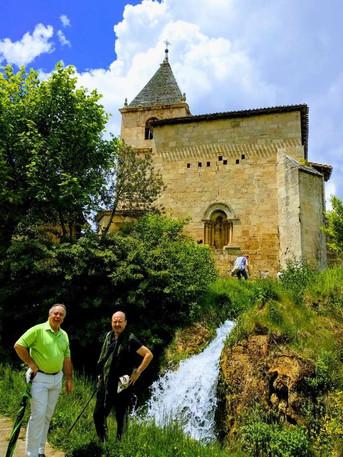 Visitando el románico alavés