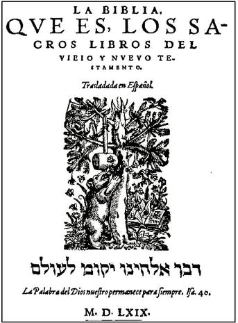 CUANDO LA BIBLIA SE CONVIRTIÓ EN UNA MALDICIÓN