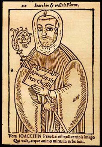 LAS BEGUINAS (III) Gioacchino da Fiore.