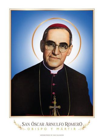 Rowan Williams lideró la delegación anglicana en la canonización de Oscar Romero