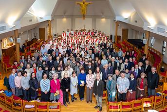 La Iglesia Anglicana en Japón. La universalidad de la Comunión Anglicana.