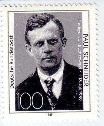 Paul Schneider, apóstol y mártir del siglo XX