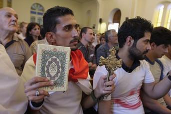 El mundo secreto de Dios: estética, relaciones y la conversión del Islam chiita al cristianismo