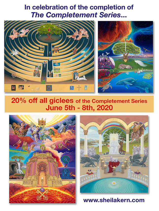 20% off All Giclee Prints in Celebration!