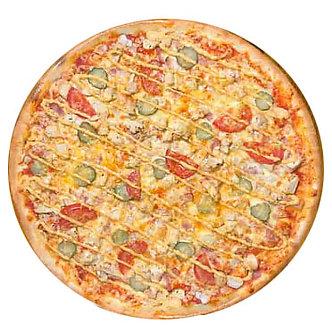Чизбургер-пицца 26 см