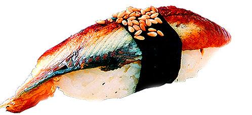 Суши с угрём/35г