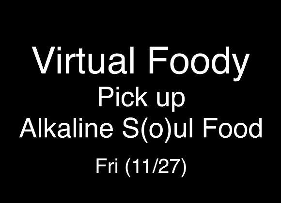 Virtual Foody (Pick Up 11/27)