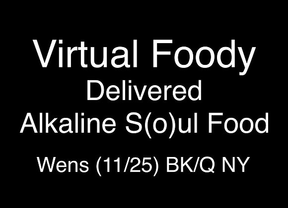 Virtual Foody (Delivered 11/25)