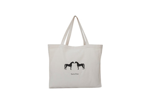 Ecobag Off White Cavalo