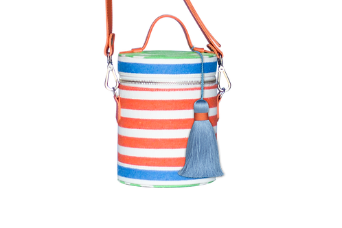 Bucket Bag Tropicália Tassel