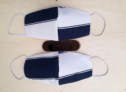 Máscara Navy