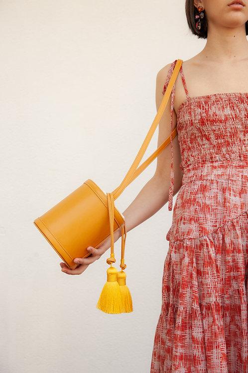 Bucket Bag Mostarda