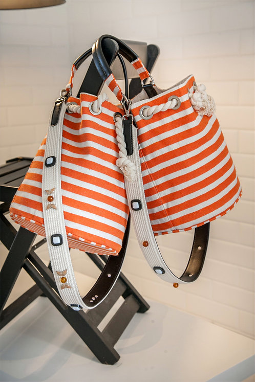 Bucket Bag Orange