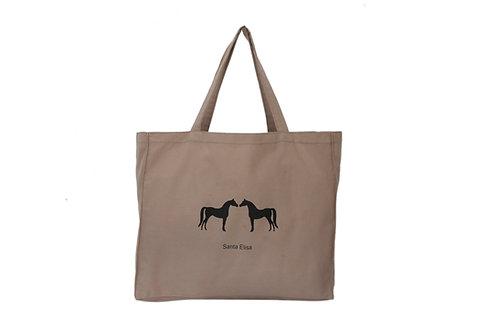 Ecobag Caqui Cavalo
