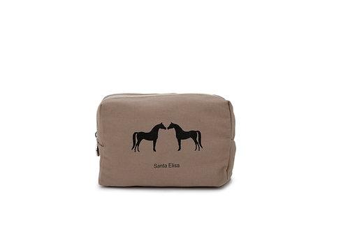 Necessaire Caqui Cavalo P