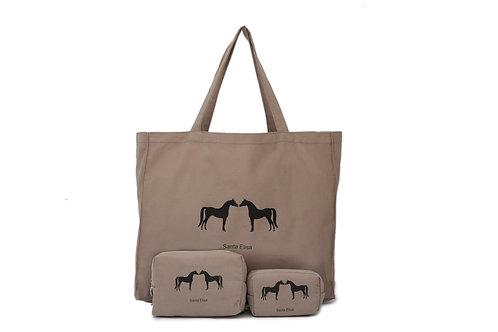 Kit Caqui Cavalo