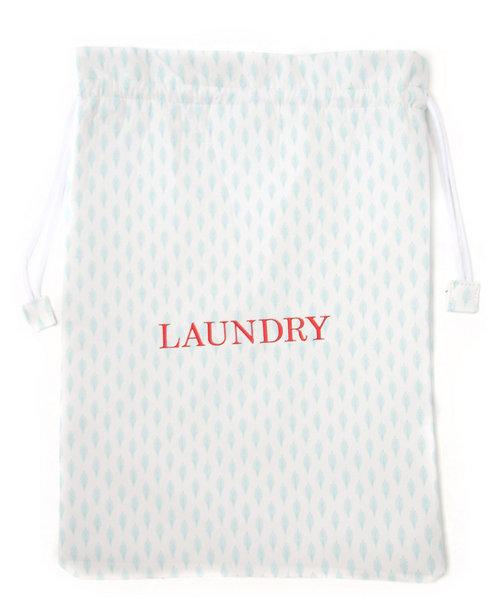 Saco Laundry Paradiso Folhas