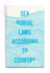 Sea Burial Laws According to Country by Kasia Van Schaik
