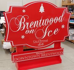 Brentwood On Ice