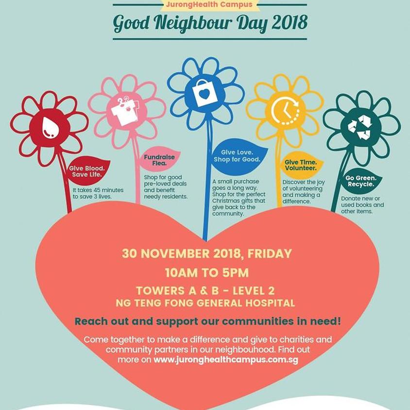 Good Neighbour Day 2018