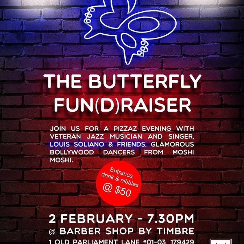 The Butterfly Fun(D)raiser