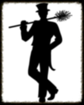 Traditional chimney sweep