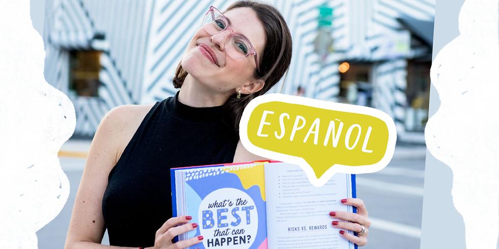 Lanzamiento del libro: Hello Fears (Español)