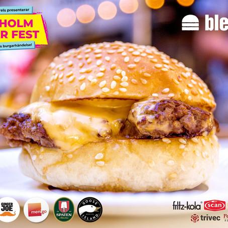 Stockholm Burger Festival 2019