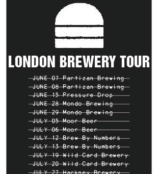 Bleecker Brewery Tour.