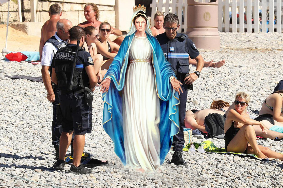 MARY OF NICE