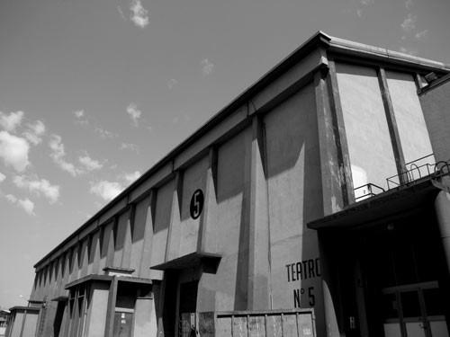 TEATRO 5 (Cinecitta')