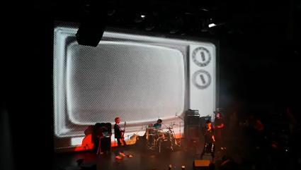 Live at La Gayte Lyrique , Paris