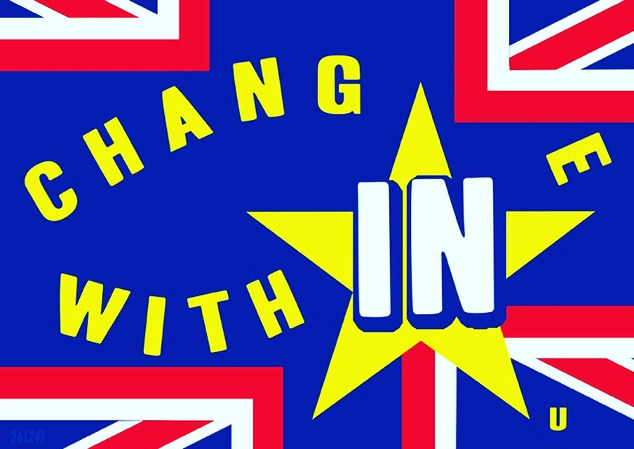 CHANGE WITHIN EU