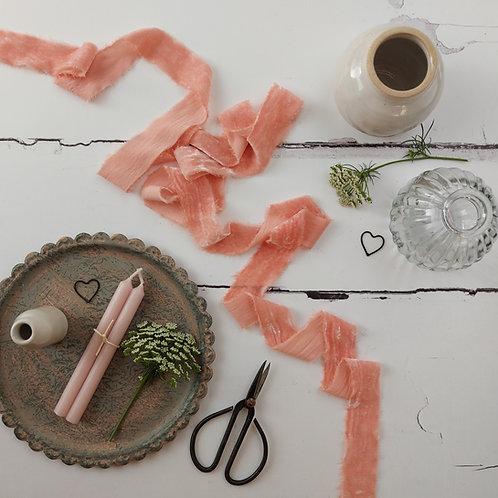 Candy Pink velvet