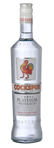 new plat white rum cut out white backgro