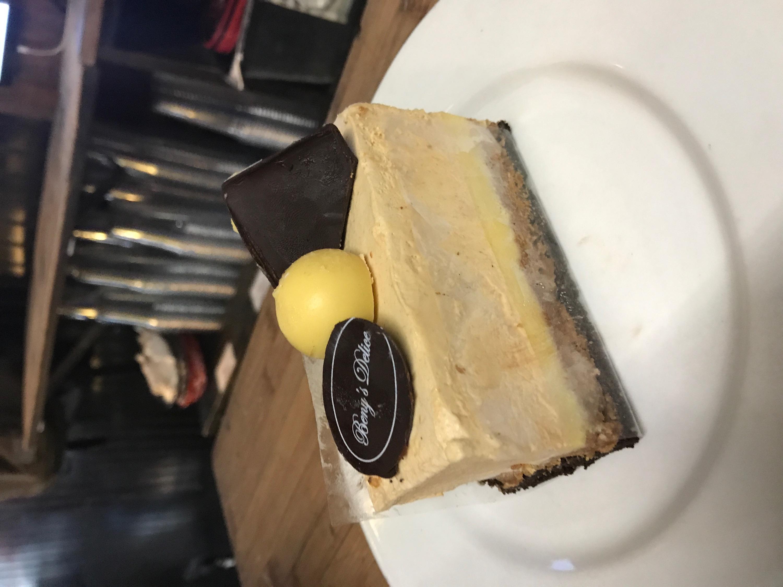Passion caramel