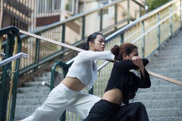 [中]失衡都市 — 淺評i-舞蹈節(香港)2016「四圍跳」之《尋找消失的海岸綫 — 原來港島西》