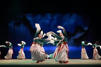 [中] 踏歌回眸千年行 — 大型古典舞蹈《踏歌行》觀感